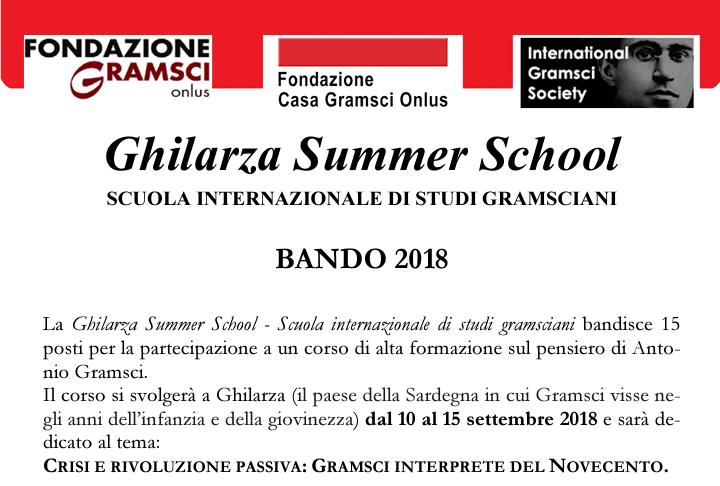 GSS BANDO 2018